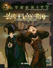 Cover of Alternity Mindwalking: A Guide to Psionics