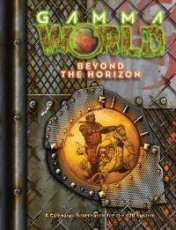 Cover of D20 Modern Beyond the Horizon