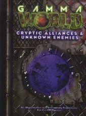 Cover of D20 Modern Cryptic Alliances & Unknown Enemies