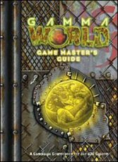 Cover of D20 Modern Game Master's Guide