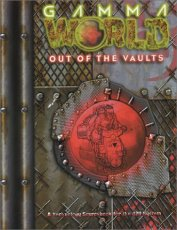 Cover of D20 Modern Out Of The Vaults