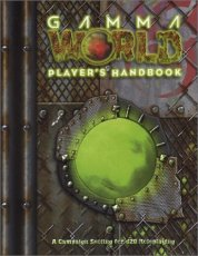 Cover of D20 Modern Player's Handbook