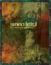 Cover of Darwin's World 2 Campaign Guide