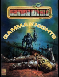 Cover of Gamma Knights Boxed Set