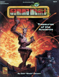 Cover of Treasures of the Ancients book.