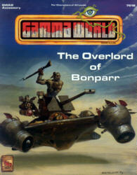 Cover of The Overlord of Bonparr folder.