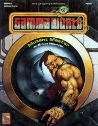 Cover of the Mutant Master module