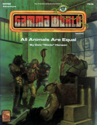 Cover of the All Animals Are Equal module
