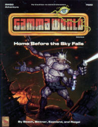 Cover of the Home Before the Sky Falls module